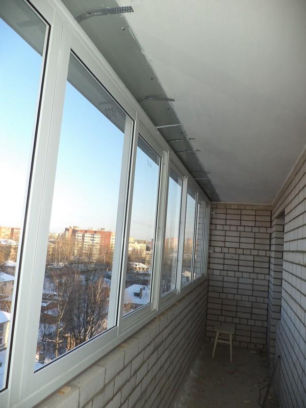 """Раздвижные системы slidors - портфолио """"центр-балкон""""."""